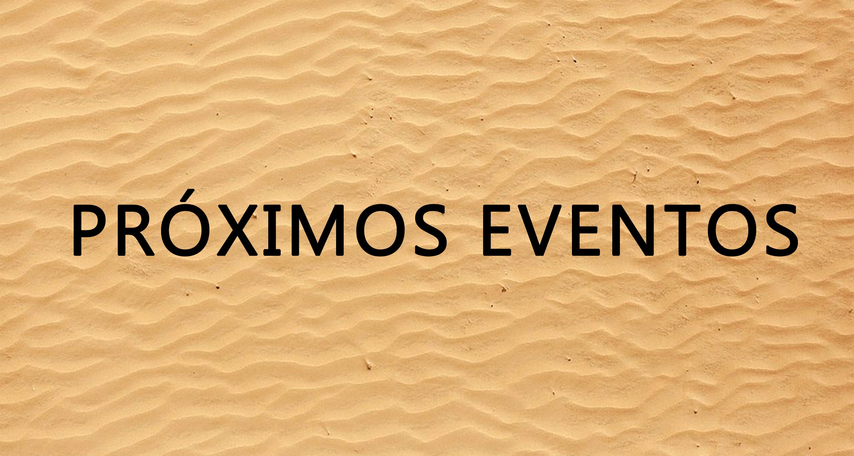 ARENA PROXIMOS EVENTOS